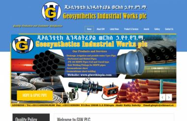Geosynthetics Industrial Works plc