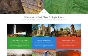 First Class Ethiopia Tours