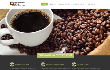Gunsamo Guga Coffee Export
